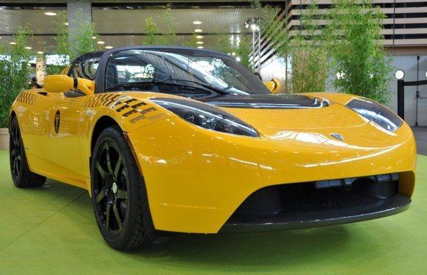 Tesla Roadster