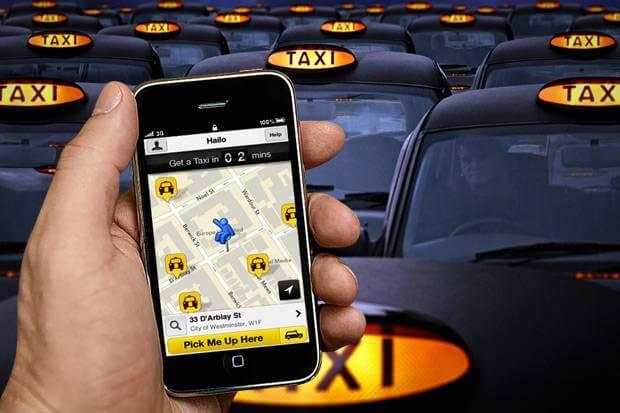 taxi-phone