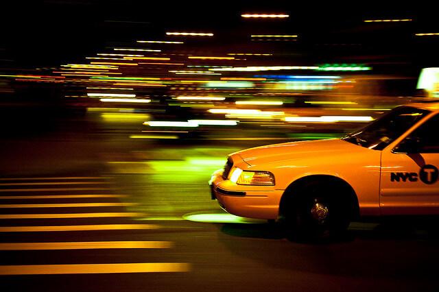 Taxi Riding
