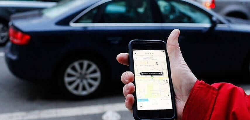 Uber's Simplified Business Model that Brought a Huge Impact in the Taxi Industry