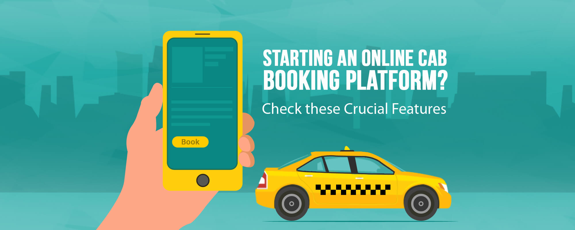 Business Strategies to Disrupt the Taxi Industry