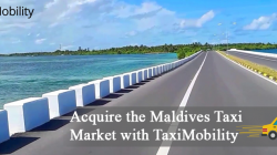 Software for Maldives Taxi Business